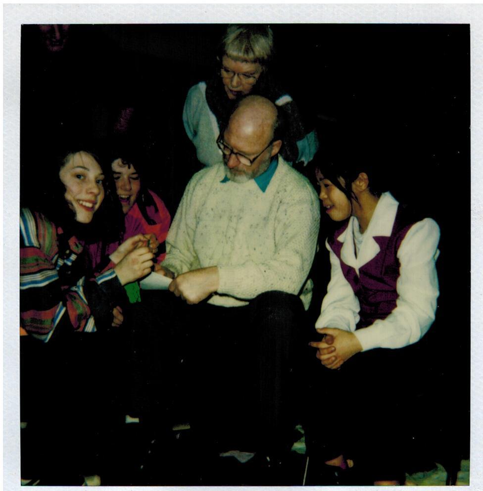 E106 Christmas-Party Feb-1994