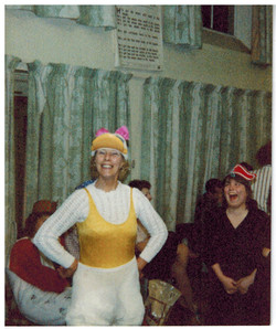 E010 Christmas Party 1990