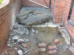 10 New path (B'Stone) Dec 2011