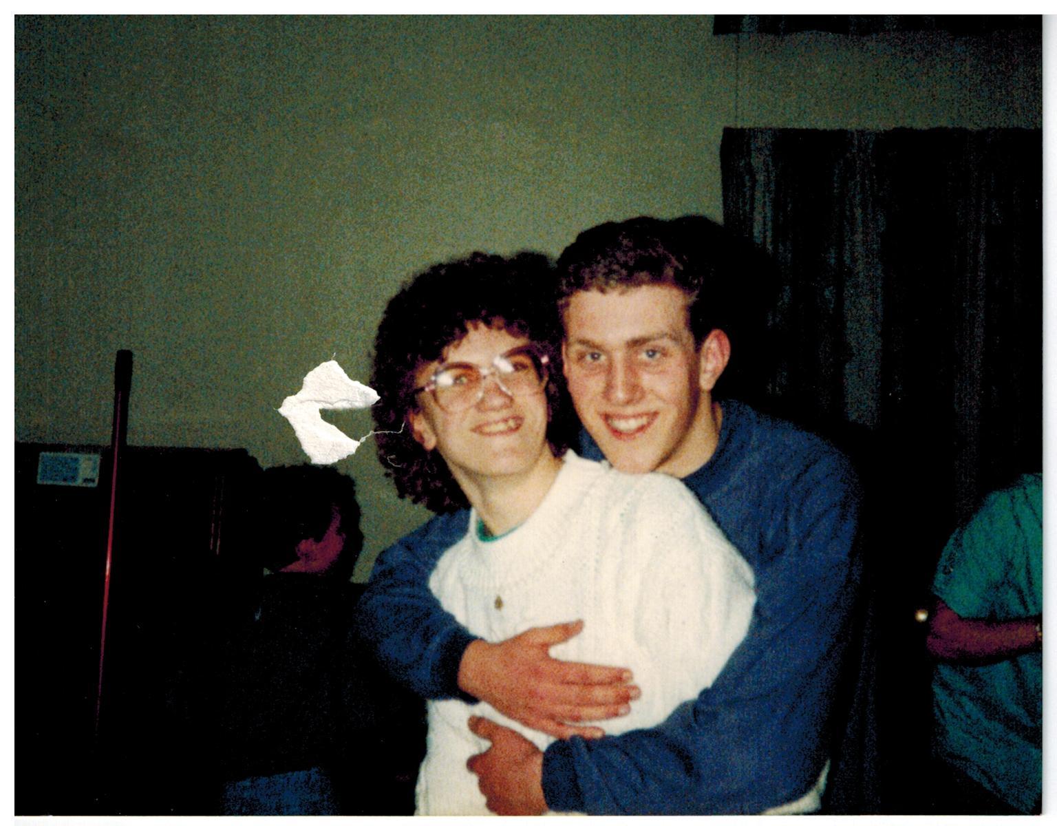 E030 Christmas Party 1992