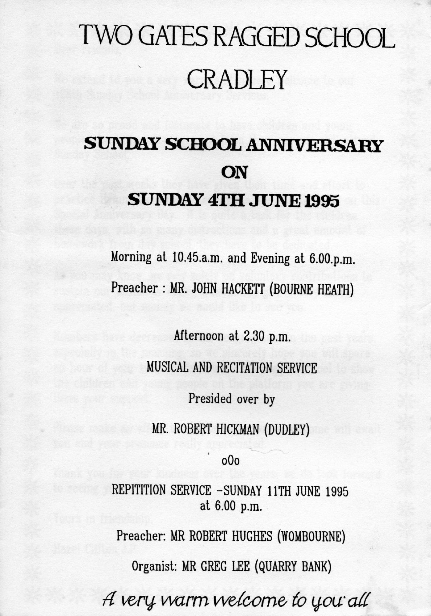 E001a Anniversary June-1995