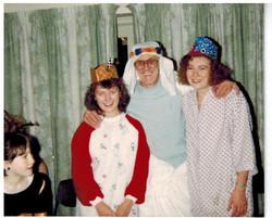 E005 Christmas Party 1990