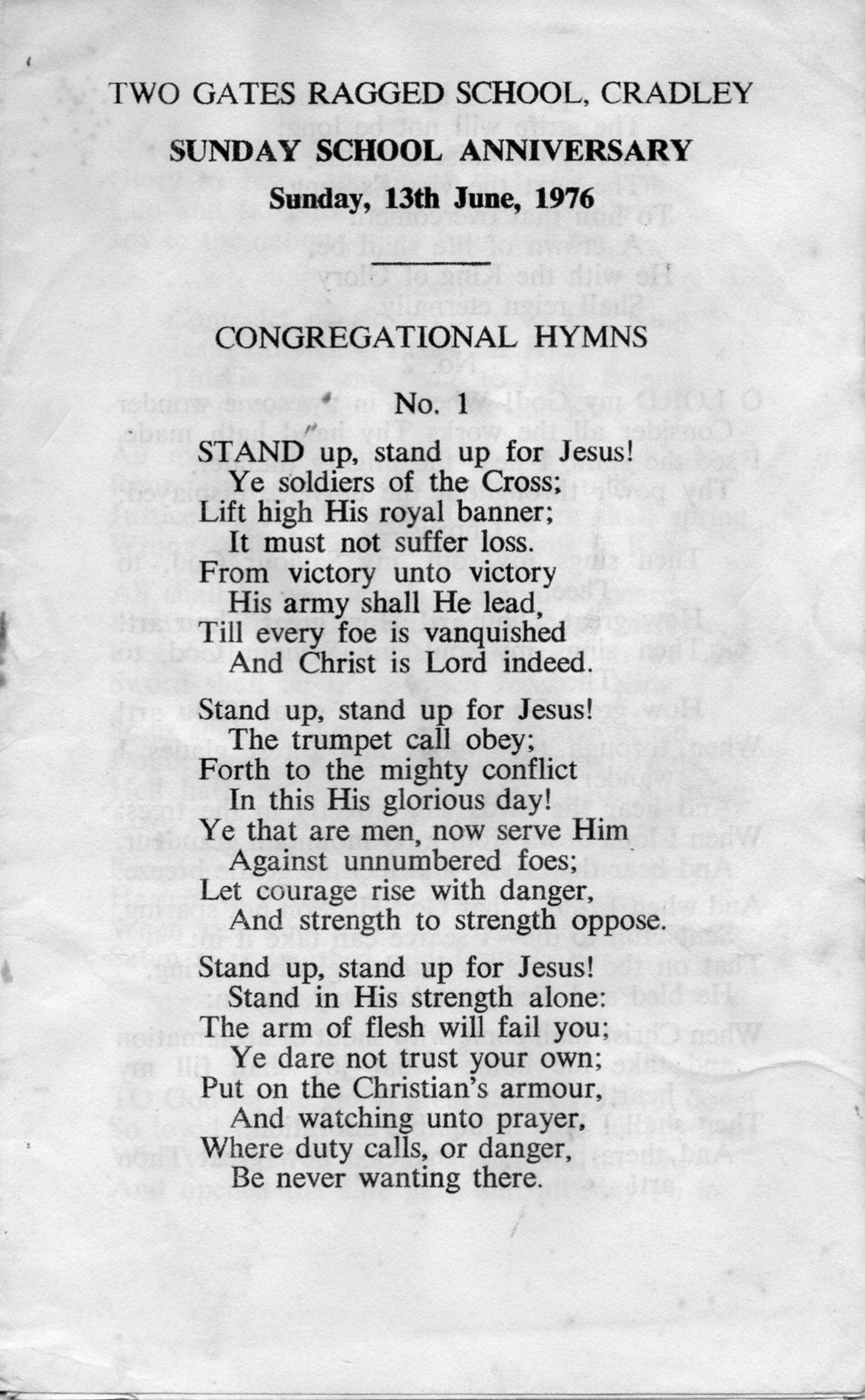 B202 Congregational Hymns[5]Anniversary-1976