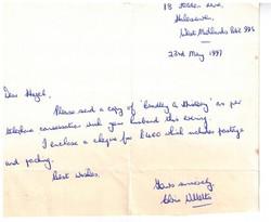 B056 Letter [C-Willetts]