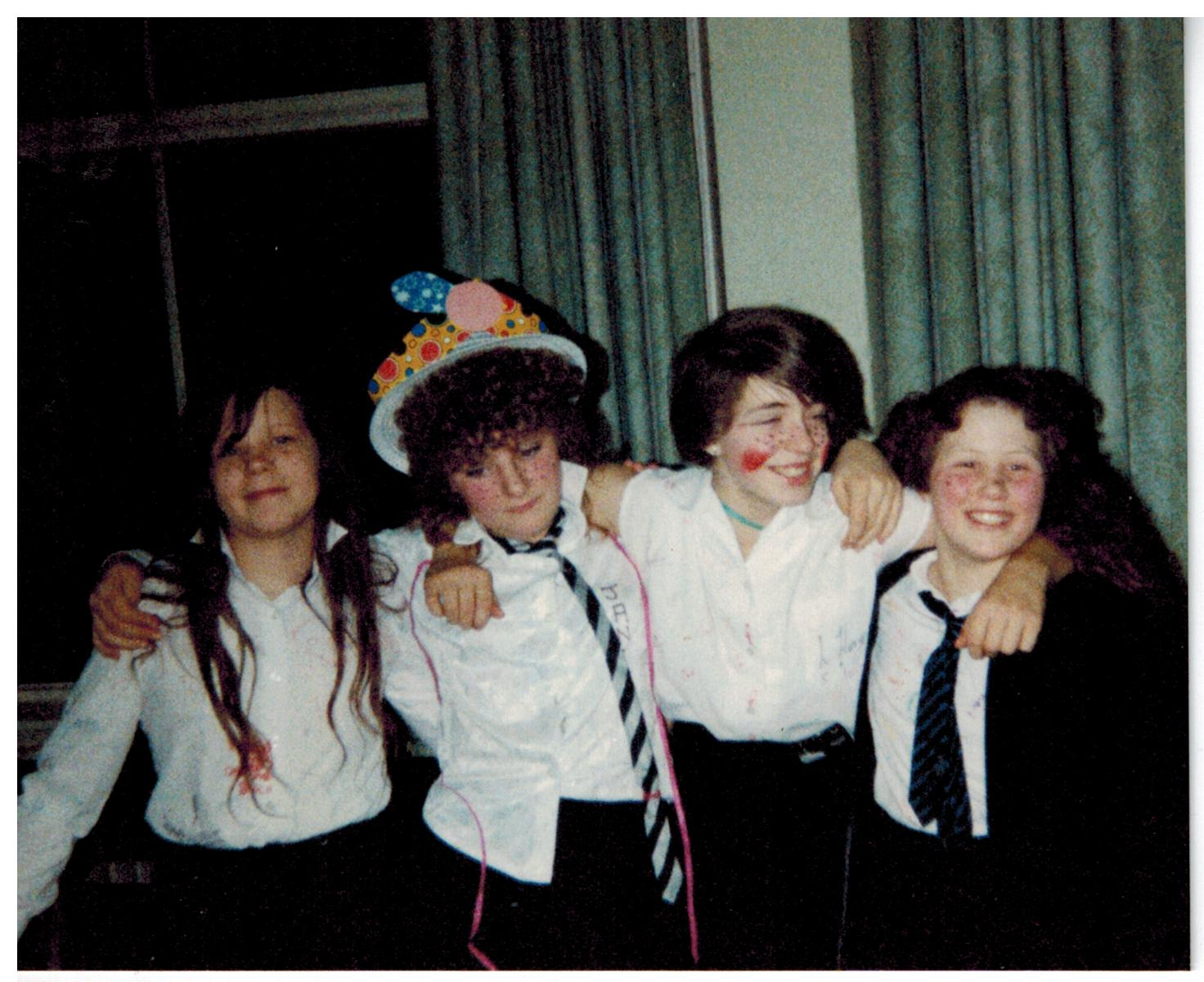 E012 Christmas Party 1990