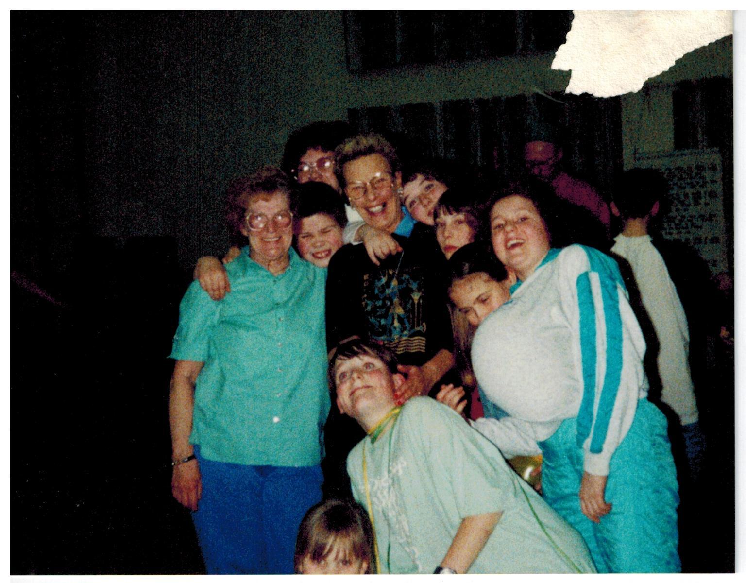 E035 Christmas Party 1992