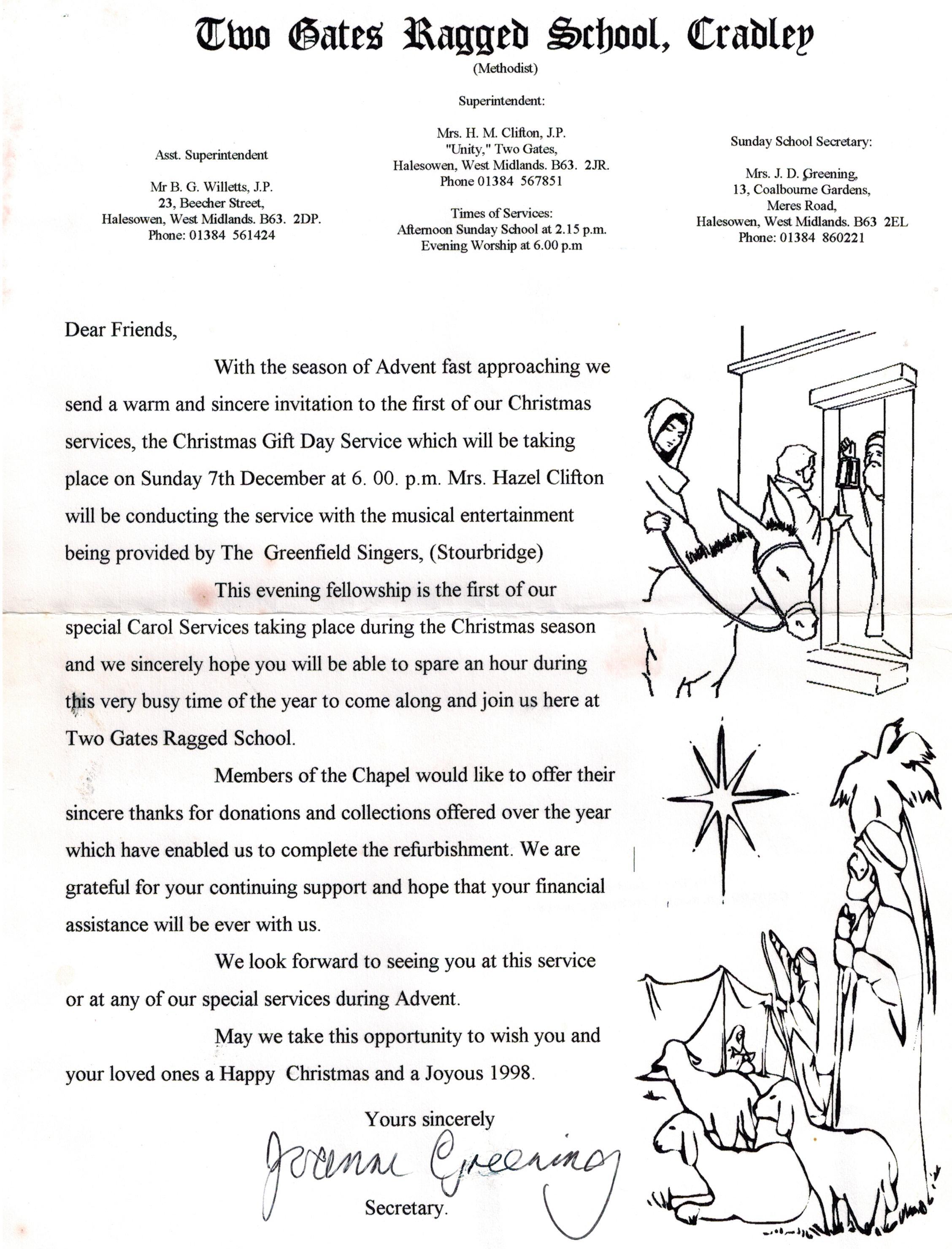 B186 Newsletter [Xmas1997]TGRS