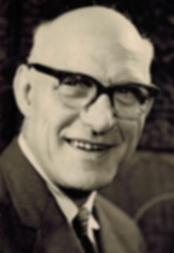 Clifford Willetts OBE