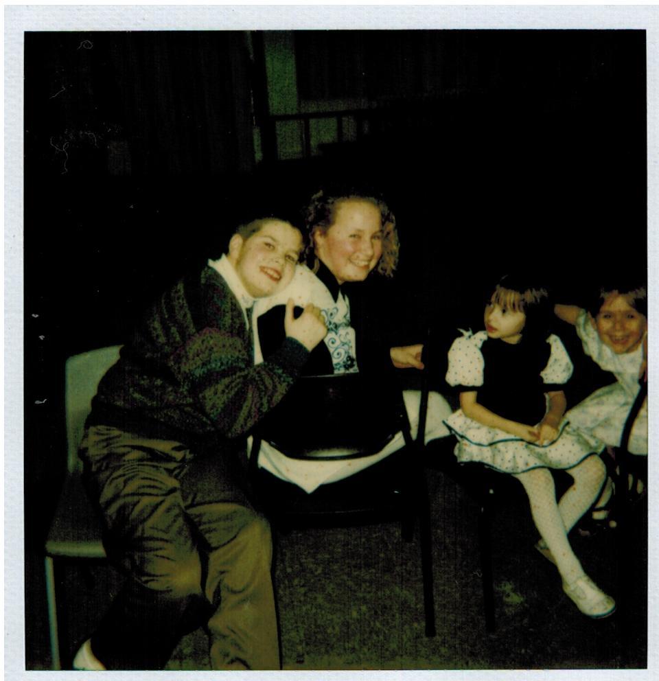 E063 Sunday School Party Jan-1993