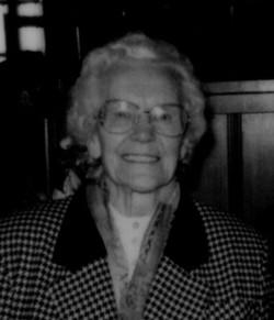 Annie Turner [b-w]