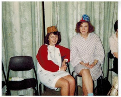 E004 Christmas Party 1990