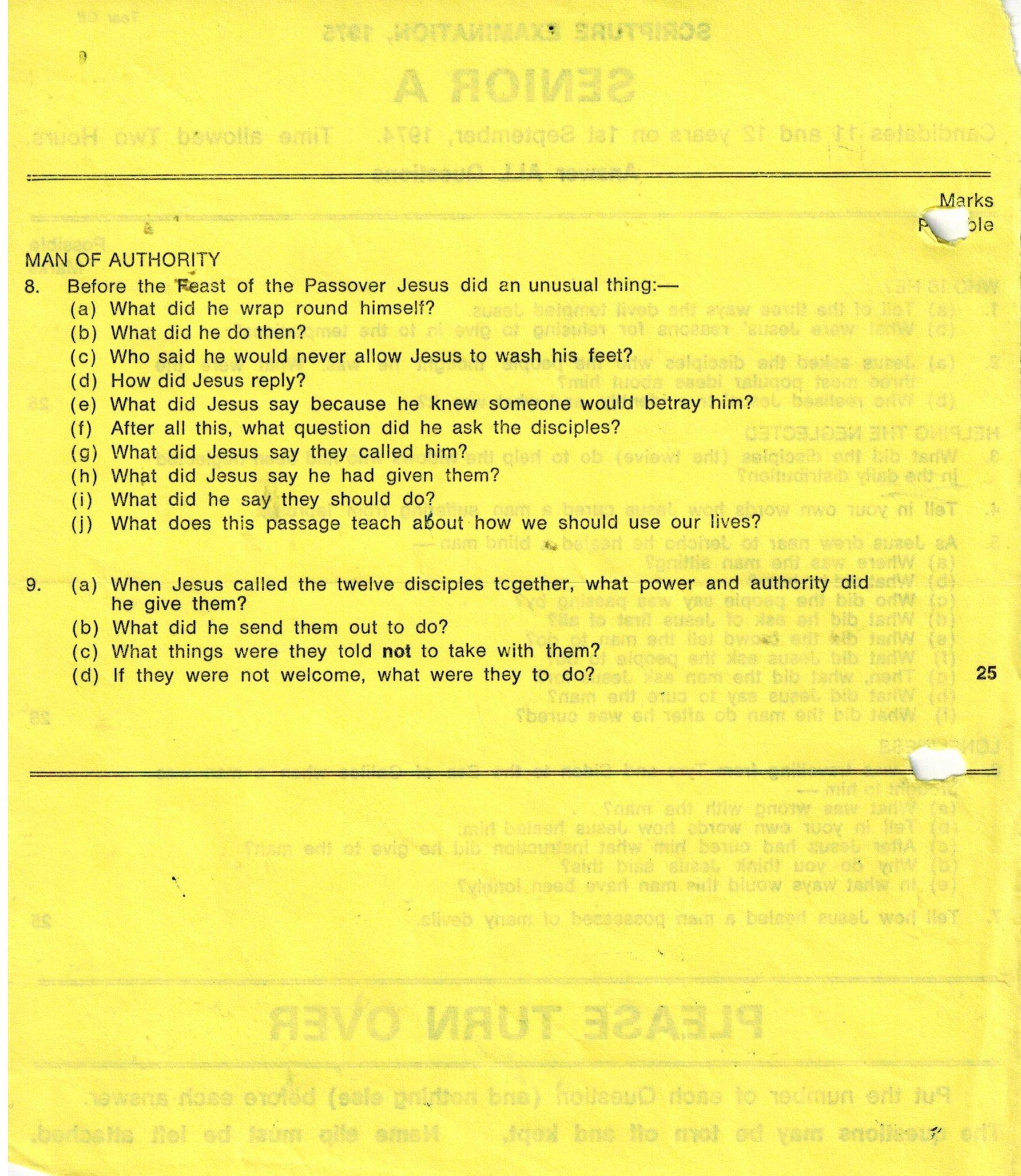 O175b_Scripture-Exam-[1975