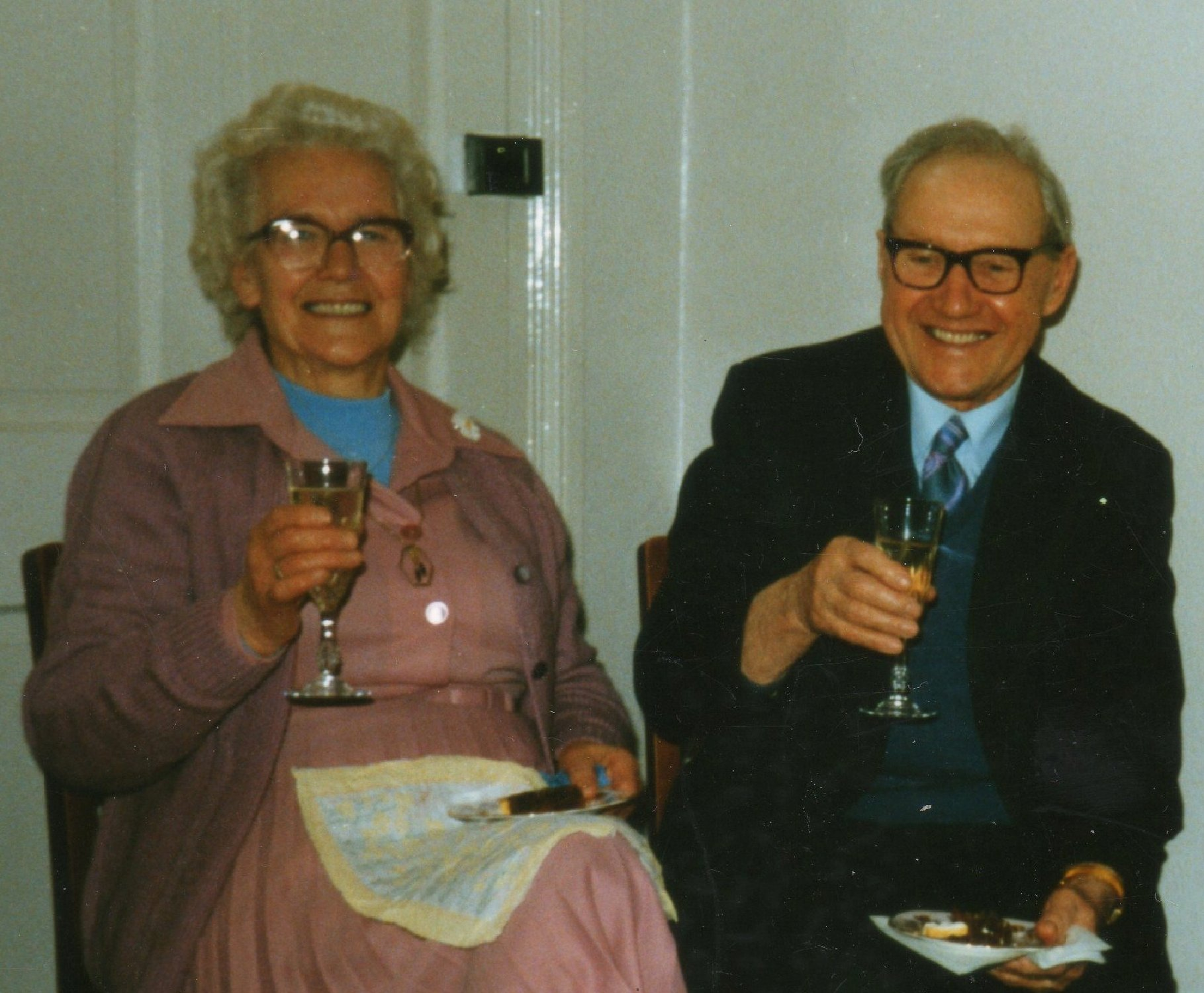 Annie and Jack Turner [60th]