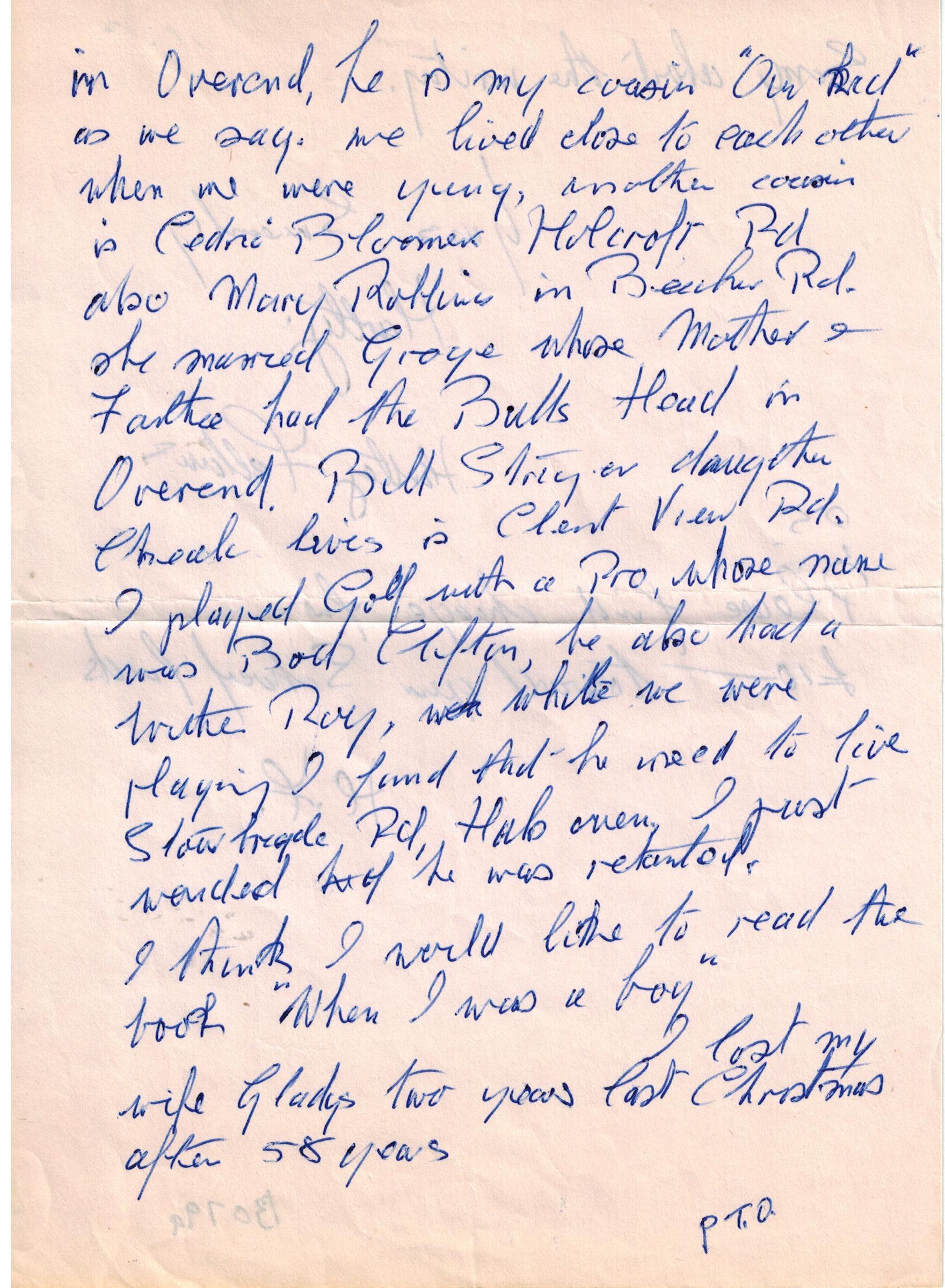 B079b Letter
