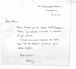 B058 Letter [Harry]