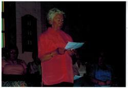 L023_Anniversary[2003]Mary-saying-goodbye