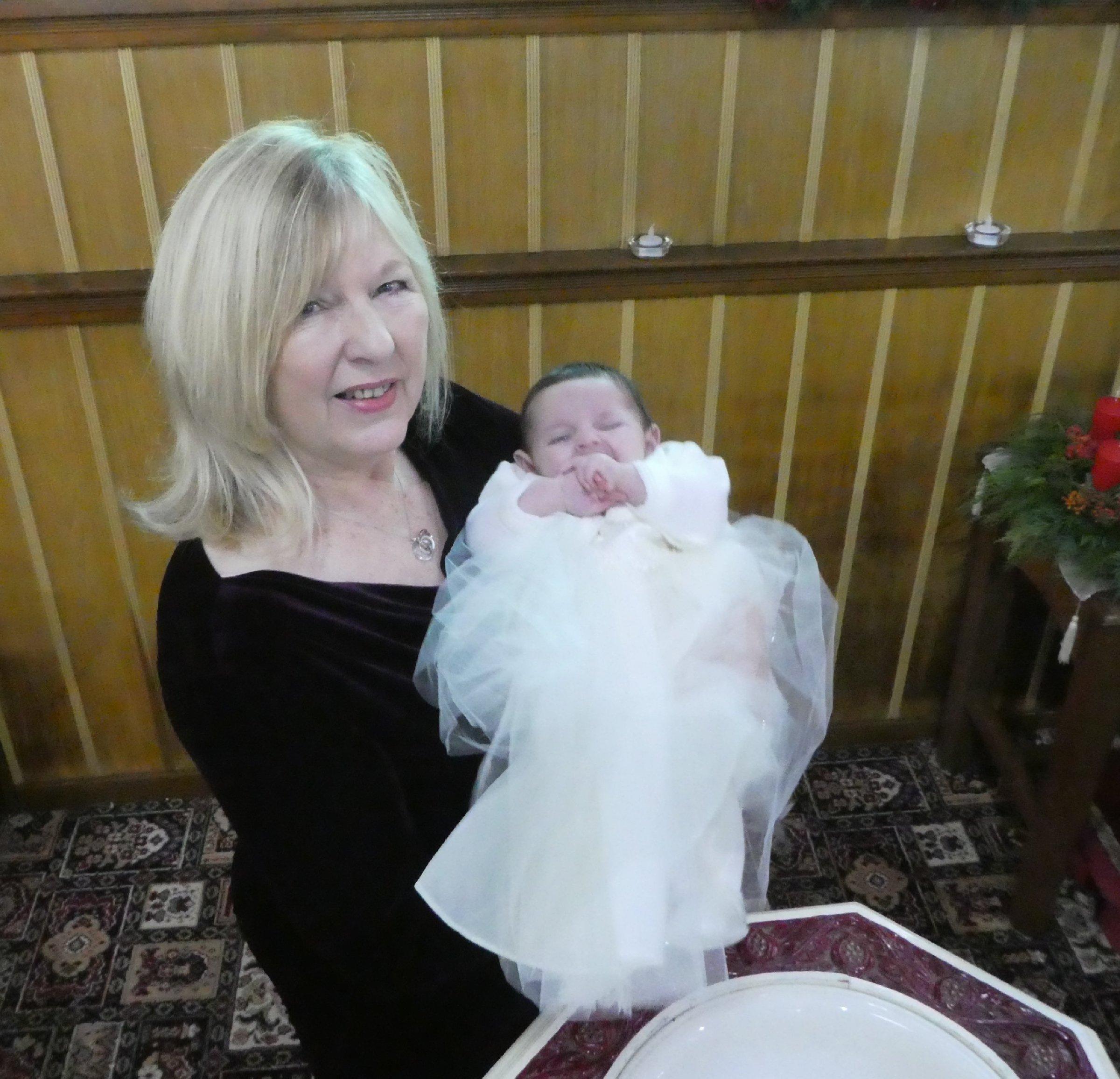 Maureen Cole with Paisley Jade Laura Ashman [1]