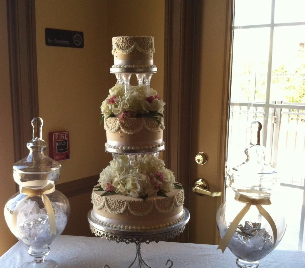3-Tier Wedding