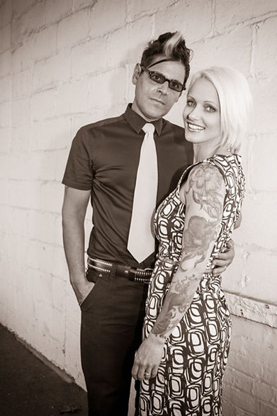 Joseph Cuozzo and Tonya Cuozzo