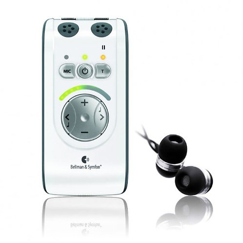 Image of Bellman Mino with Earbuds