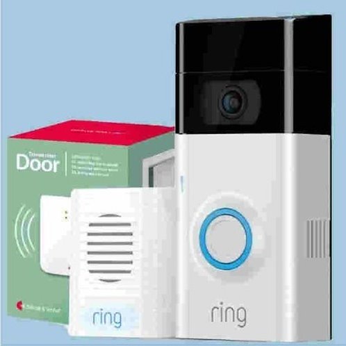 Bellman Video Doorbell kit