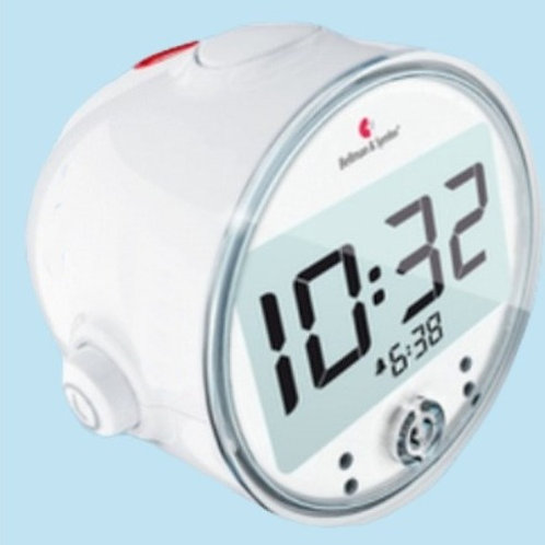 Alarm Clock Pro with Bed Shaker
