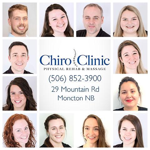 Moncton Chiropractor Ryan Coster Chiro C