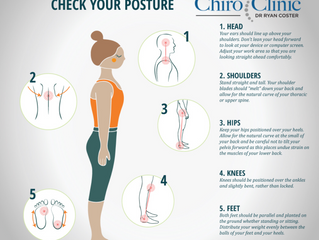 Check Your Posture!