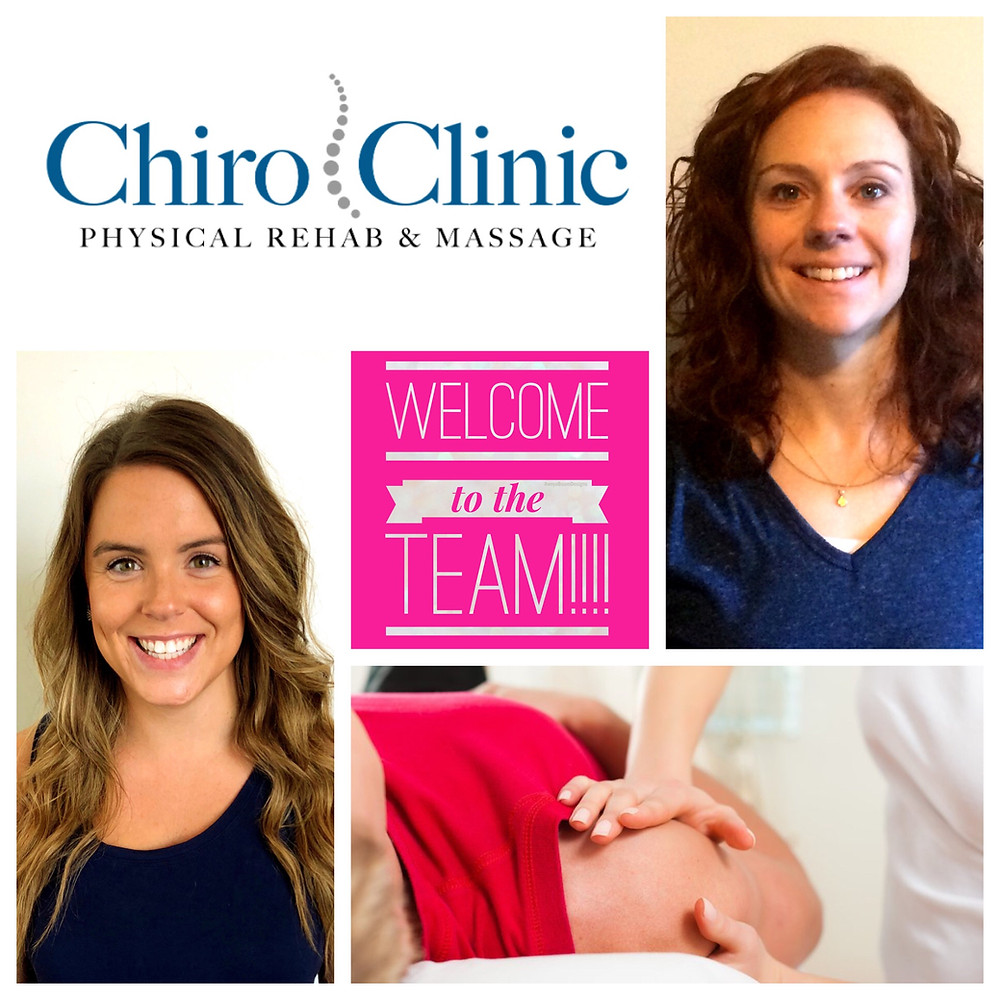 Jillian and Janie join Chiro Clinic Moncton - Chiropractor