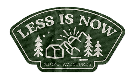 Yawa Sticker - Micro aventure