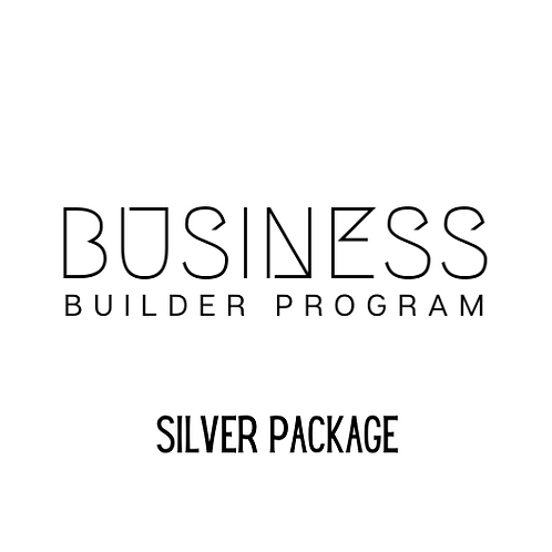 Business Builder Program | SILVER Package
