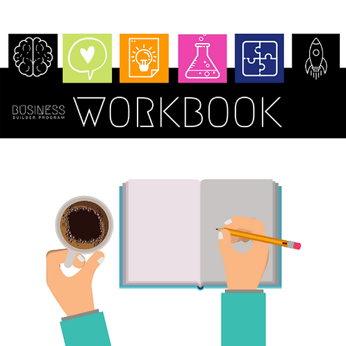 Business Builder Program Workbook