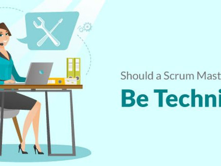 Do Scrum Masters Need to be Technical?