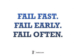 Allow Your Teams to FAIL