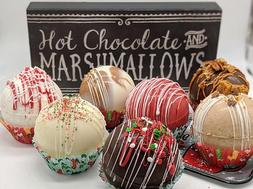 Hot Chocolate Bombs - Large