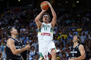 Anderson Varejão: ídolo da NBA quer campanha vitoriosa com a Seleção