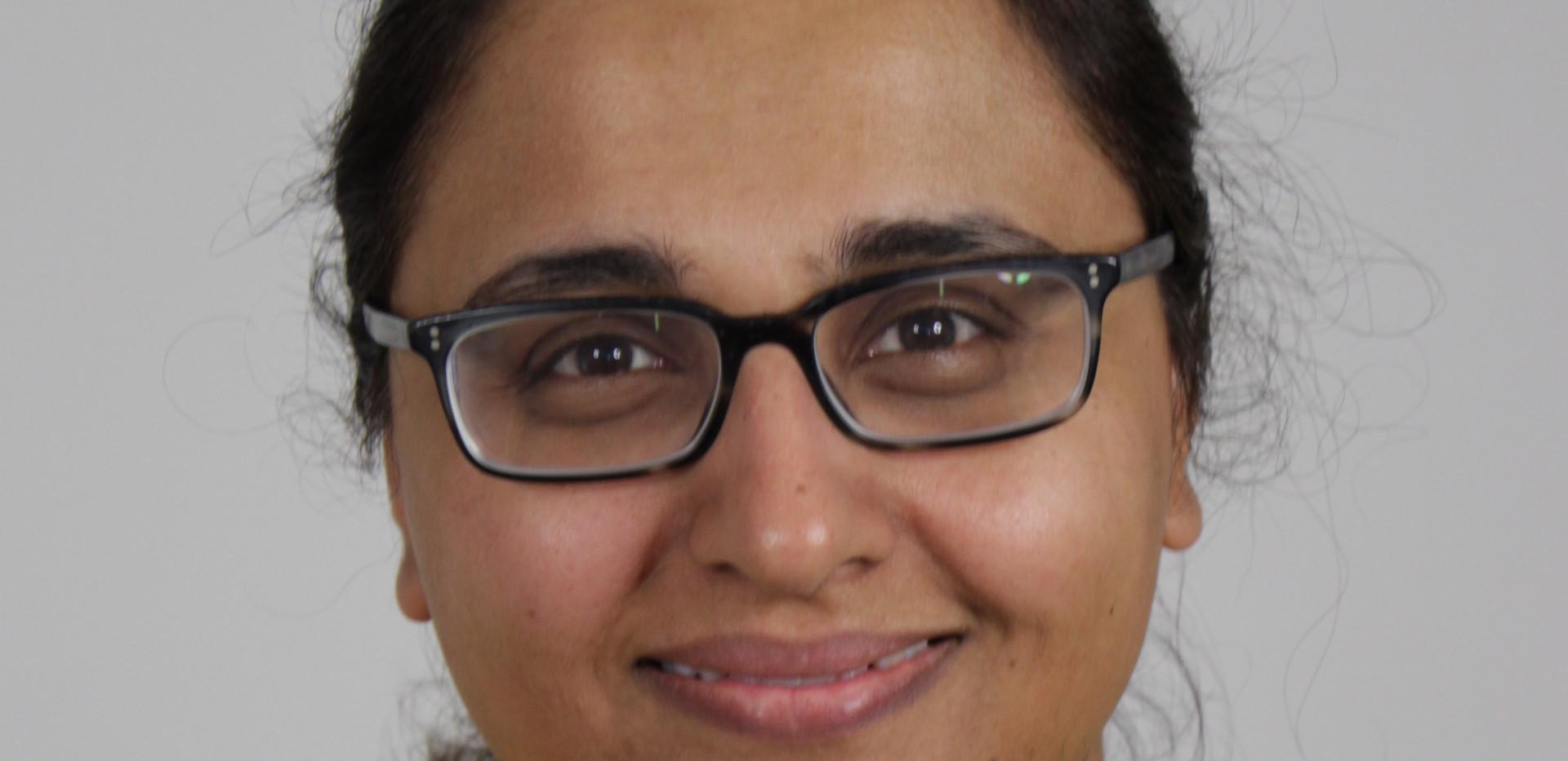 Jyoti before