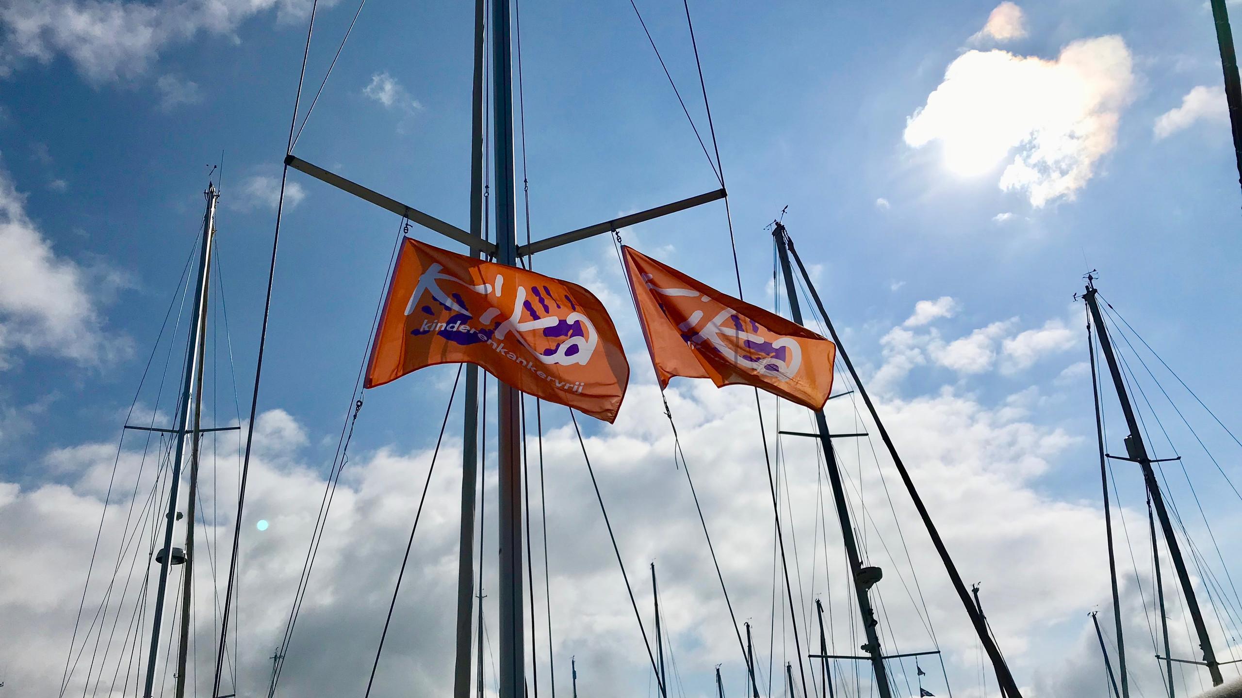 KiKa flags reinstated for the 2019 season