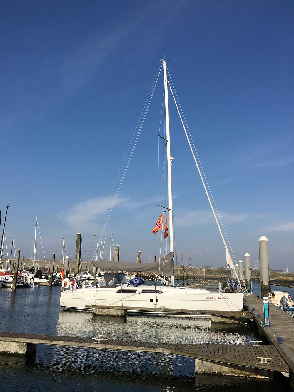 Seaport Marina in IJmuiden