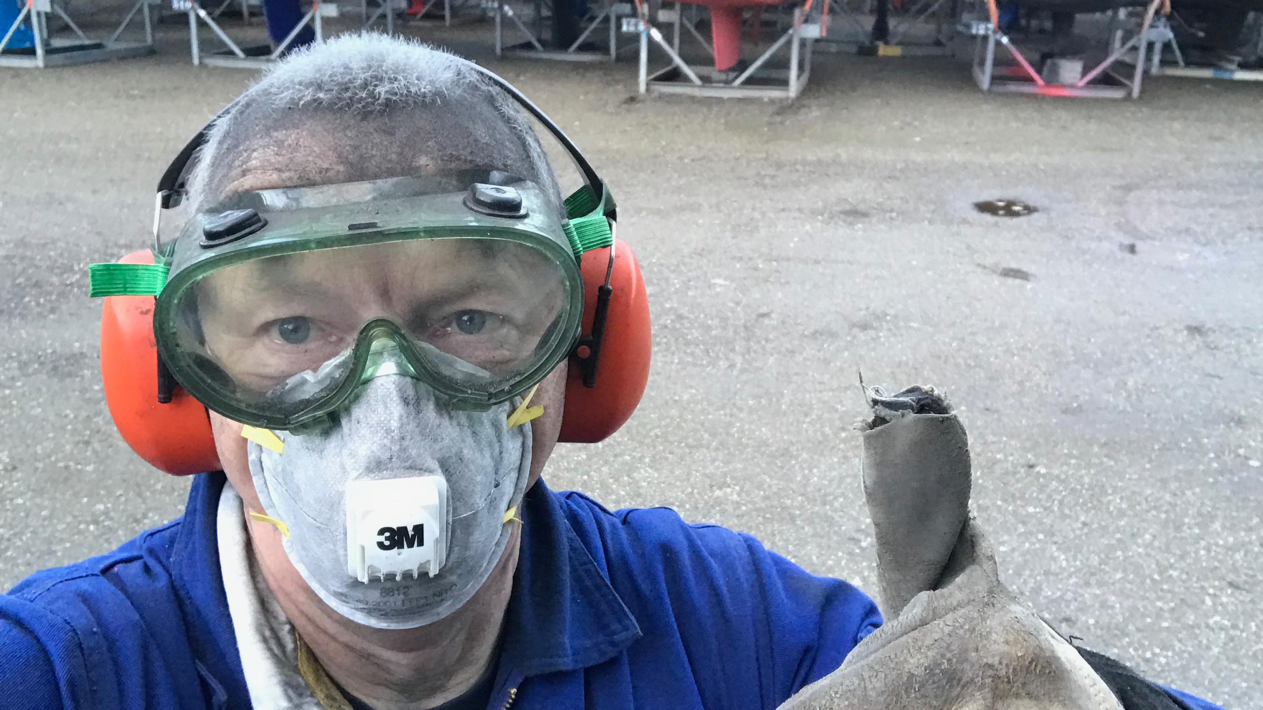 Dirty job #2