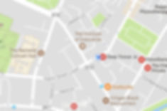 image of Map where to find the studio. it links to google maps