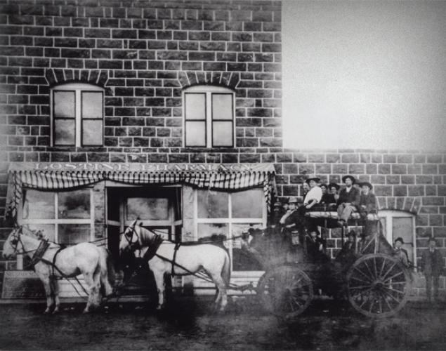 Historic Lostine Tavern