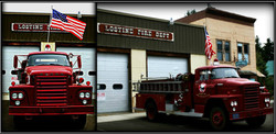 Lostine Fire House