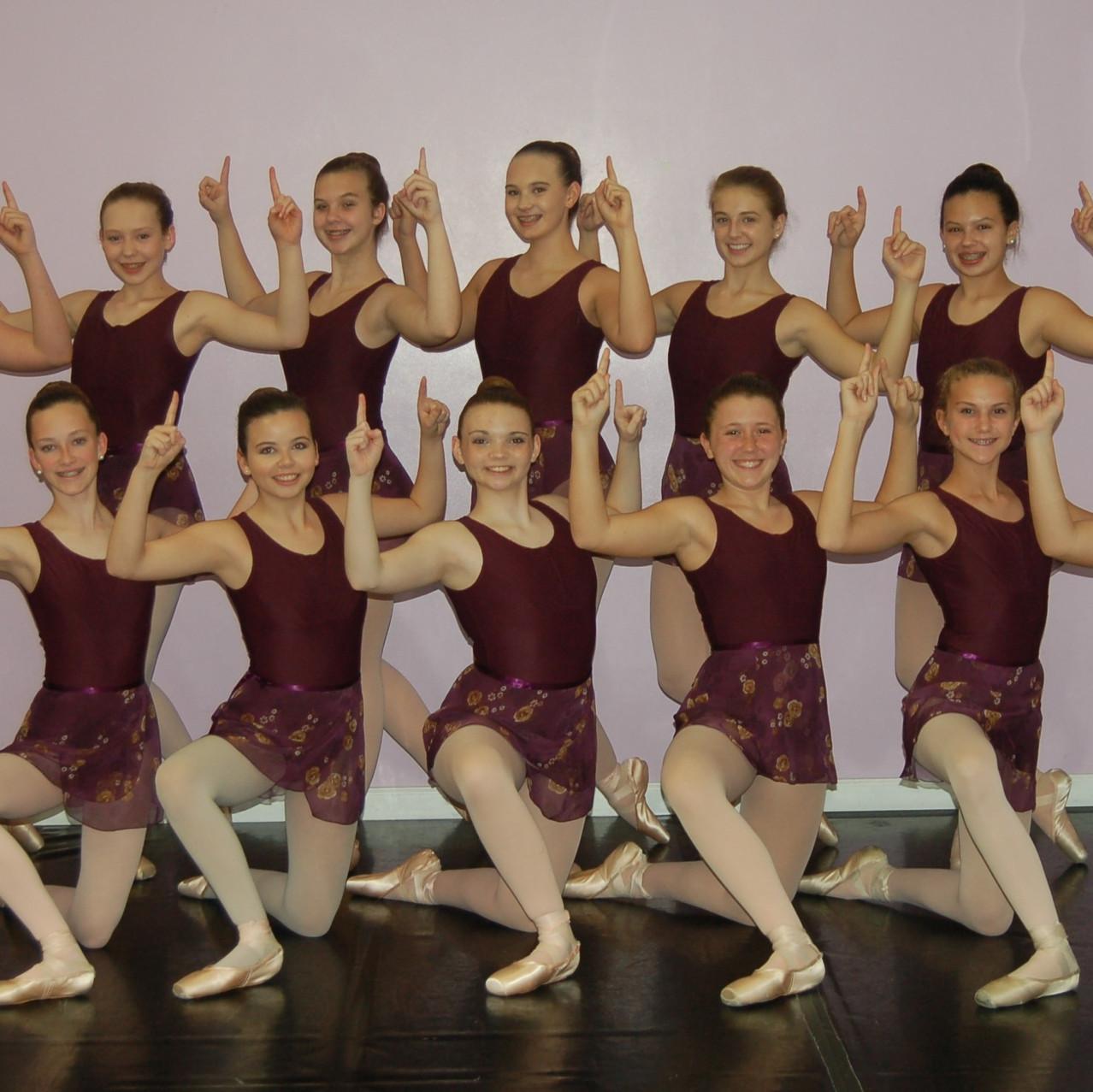 DDC III group photo