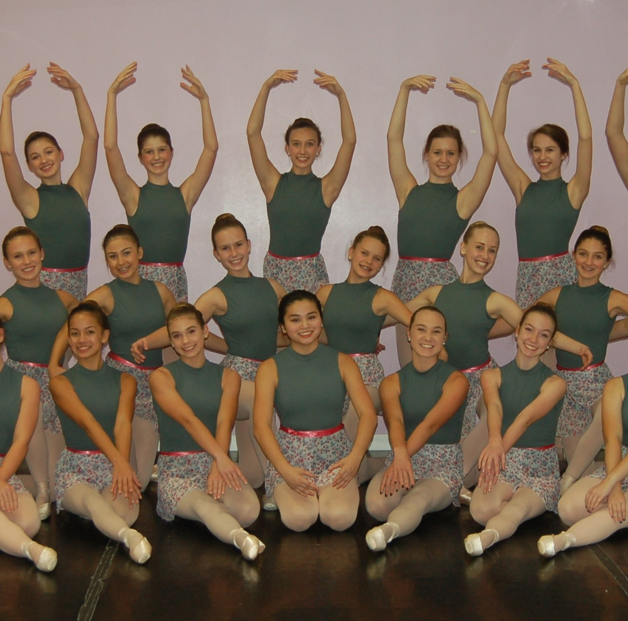 DDC II group photo