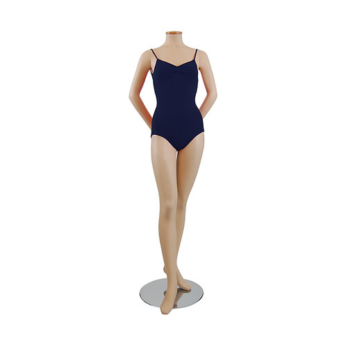 Pinch Front Leotard