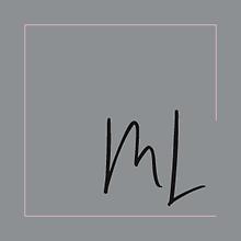 Beautiful, elegant, feminine Trienawear ballerina ambassador Mercedes Lozano graphic design logo