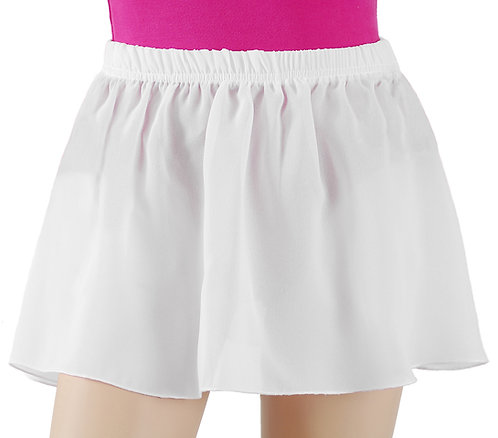 "Trienwear Style TR350C - 10"" Child Pull-On Ballet and Dance Skirt"
