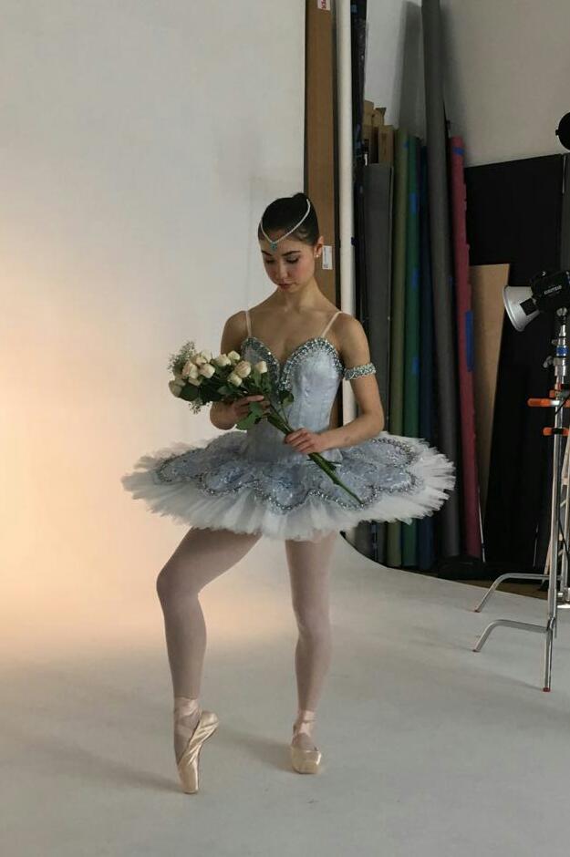 I felt like a ballerina
