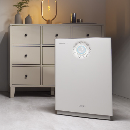 front-side-view-of-air-purifier-at-home-